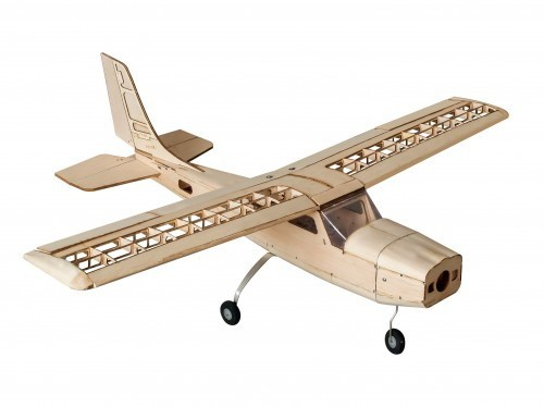 Cessna 960 mm Spw. Balsa KIT