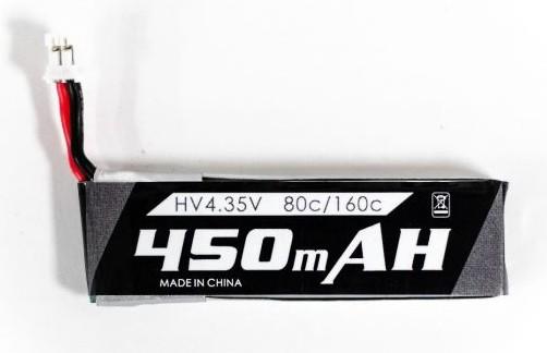 Akku 1S 4,35 V HV 80C f. Tinyhawk und Microflieger