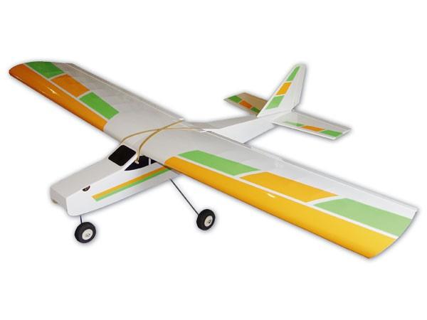 Trainer T 40, 1550 mm, PNP TUNINGversion, Balsa RC-Flugzeug
