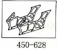 Geeignet für ALLE 450er wie T-Rex & Co