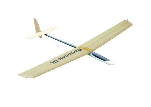 Bobolink-DL, SAL DLG F3K Glider, arkai-PNP-- NEUE VERSION