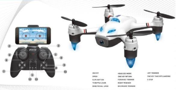 Battle Drohne MIT Kamera GEGENEINANDER spielen & gewinnen !