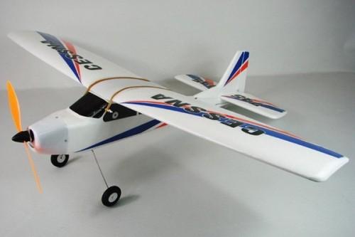 arkai RC Cessna ohne Elektronik