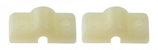 Landegestellbefestigung, 20x10x6mm, für 2-3mm-Gestelle