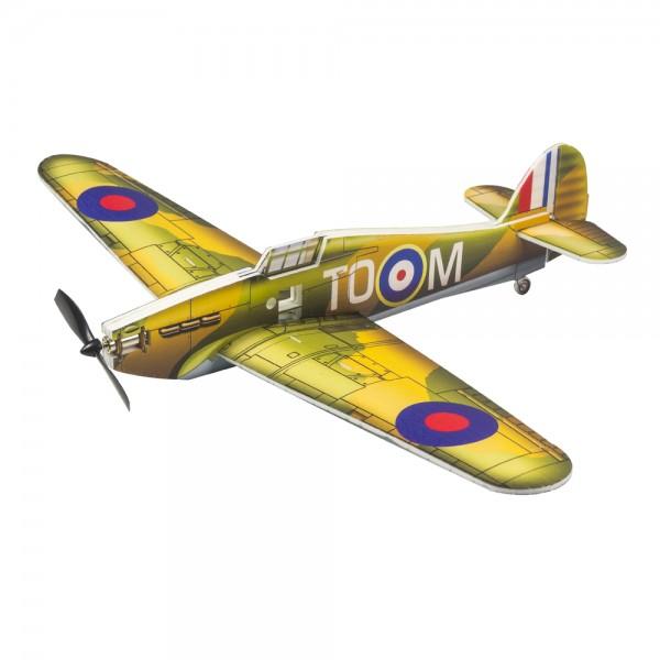 Hawker Hurricane 420mm + Motor GRATIS dabei!