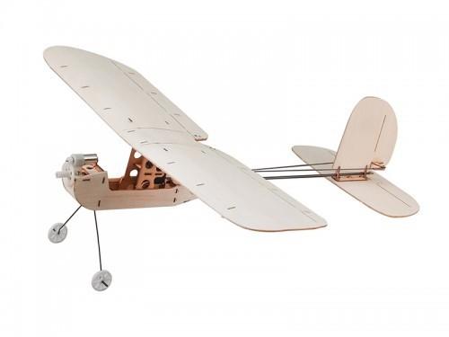 Keplar Balsa Ultra Micro Flieger f. RC Ausbau