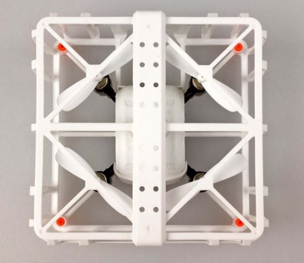 "Drohne MIT ""Überrollkäfig"" & Stuntfunktion - RTF"