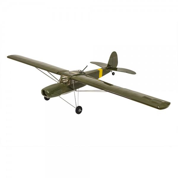 Fieseler Storch Fi156, 1600mm, Military-Green, ARF
