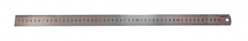 SOLIDES Edelstahl Lineal 500 mm