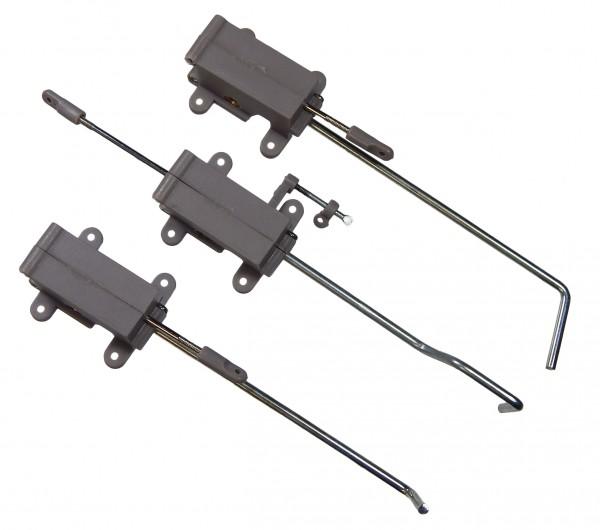 Einziehfahrwerk Dreibein - ALLE Tiefdecker bis 1500 mm Spannweite