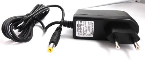 arkai Netzteil Output: DC 12V, 1,5A