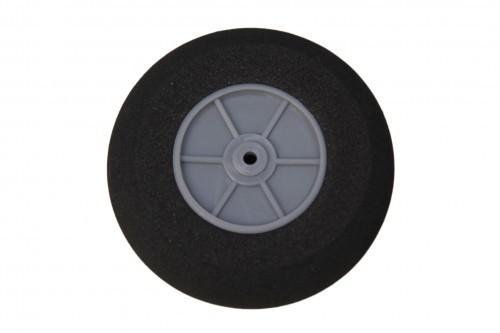 2 Stk. Superleicht-Reifen, 65mm, graue Felge
