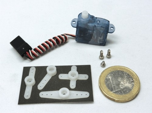 Micro Sub Servo 2,5 g