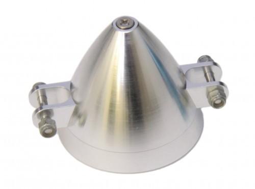 """Arkai Aluminium Spinner für Klappluftblätter 10"""" bis 11"""" - 3,17 mm Welle"""