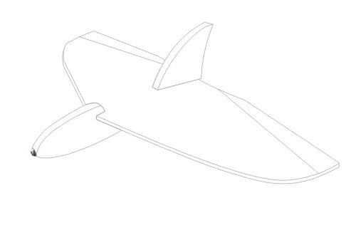 Sharky Deltawurfgleiter