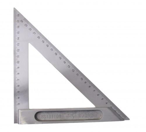 """SOLIDES Winkel - Lineal 200 mm 8"""""""