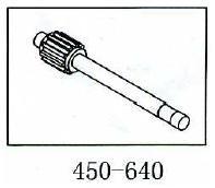 Heckrotorwelle Geeignet für ALLE 450er wie T-Rex & Co
