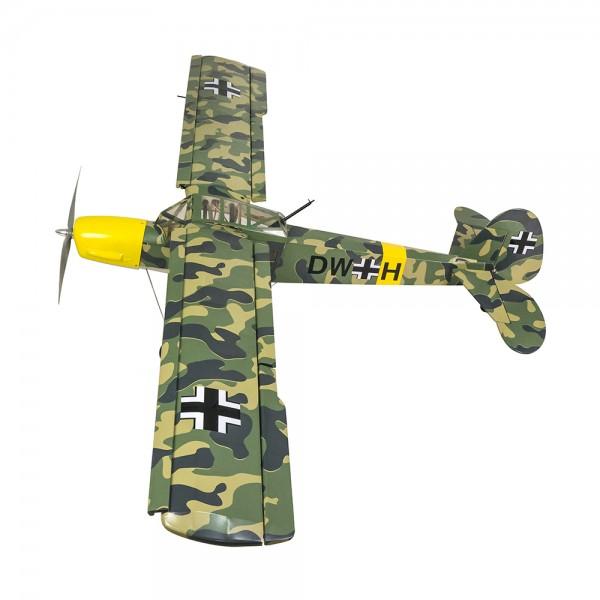 Fieseler Storch Fi156, 1600mm, Military-Green, PNP