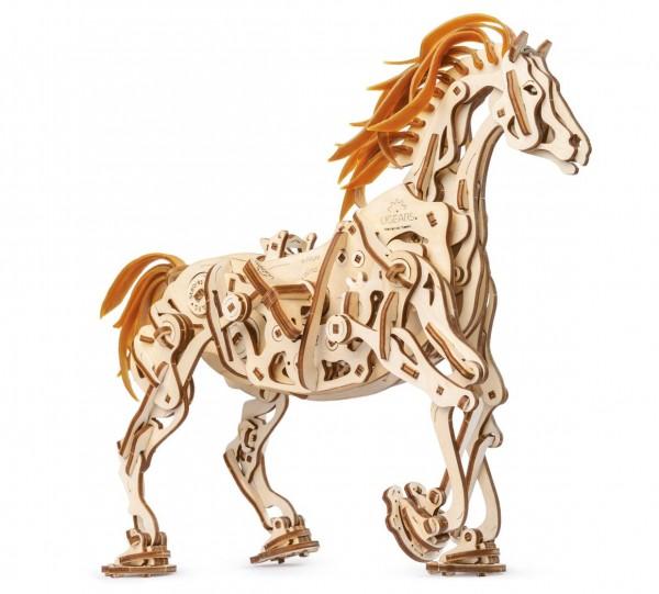 Das mechanische Pferd zum Stecken