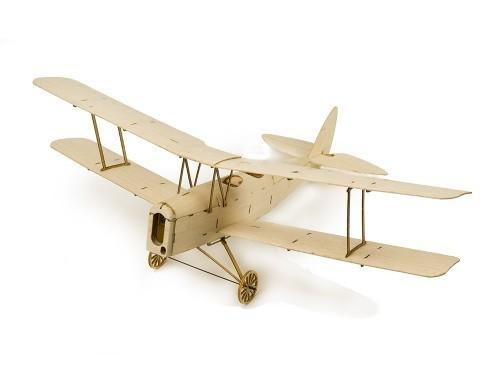 Micro Tiger Moth - Balsa Kit