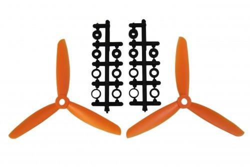 5 x 3 Dreiblatt-Propeller, links- und rechtsdrehend