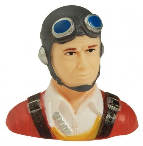 Pilot KLASSISCH graues Cappy 1/9