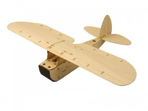 Balsa Mini Gleiter (auch IDEAL für RC Ausbau ZYO-6)