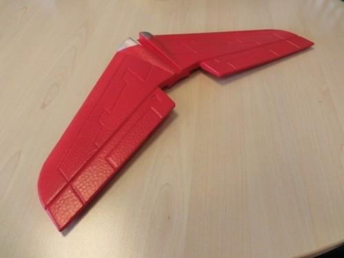 Höhenleitwerk für Red Arrows