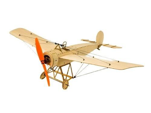 Fokker E, Micromodell, Balsa KIT