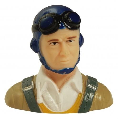 Pilot KLASSISCH blaues Cappy 1/9