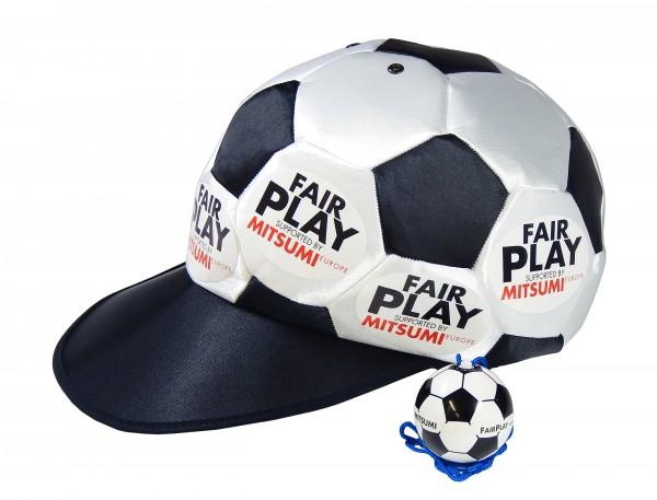 Fußballhut für die Europameisterschaft