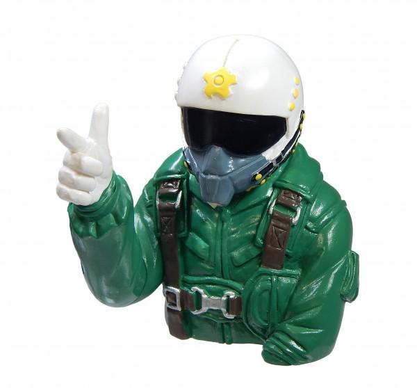 JET Pilot Modell GROß - LxBxH 85*86*98