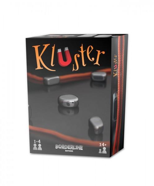 Kluster - Magnetismus spielend lernen !