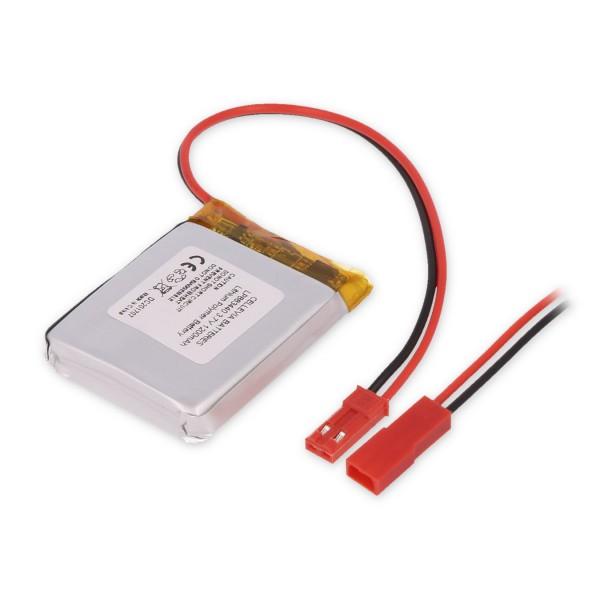 220mAh 1S LiPo mit JST & GEGENstecker GRATIS für Micromodelle