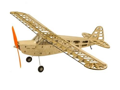 Piper J3, 600 mm, Balsa, KIT