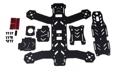 Fezzer 180er Quadcopter FETT Carbon !!!