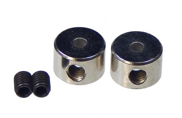 Stellring für 2mm Landegestelle, 1 Paar
