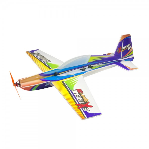 Extreme Edge 540 3D, 710mm PNP