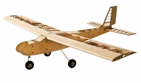 Trainer T 40, 1600 mm, PNP, Balsa RC-Flugzeug