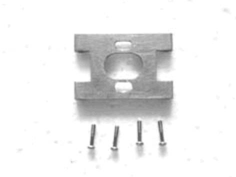 Motorhalter set - ALLE BL Motoren bis 540 er Größe