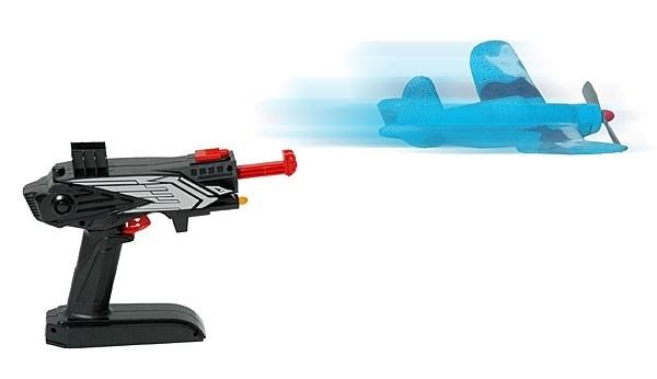 Free Flyer Corsair Pistolenflieger - verbesserte Version - flugfertiges Modell !!! Der Spaß fü