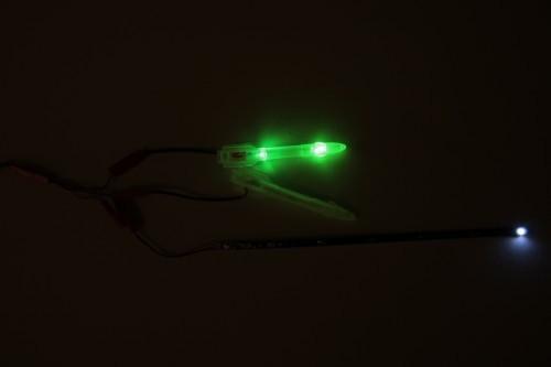 Rocket-Set, LED Beleuchtungsset