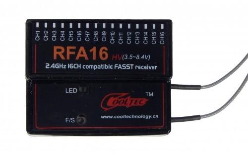 Empfänger RFA16 FASST 16CH
