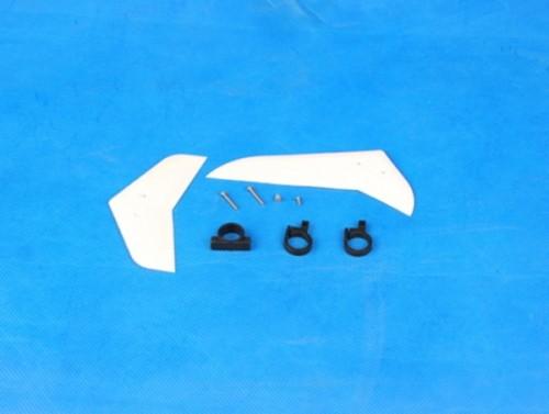 Vertikale und horizontale Spur (W)