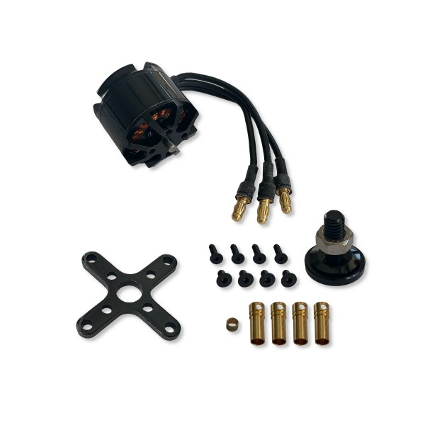 E-Max XT2212, Brushless Motor, 980KV/1250V/1370KV