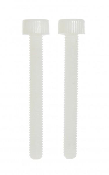 Nylon Schraube L: M3 * 25 mm Gewinde 2 Stk.