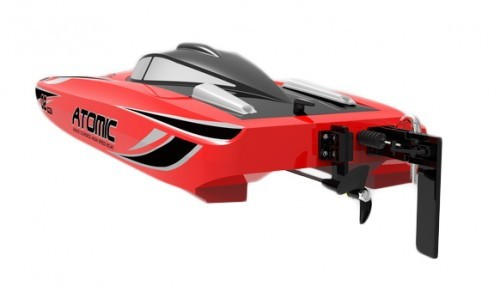 PNP Speedboot ATOMIC Gelb/Schwarz
