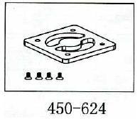 Kreiselplattform Geeignet für ALLE 450er wie T-Rex & Co