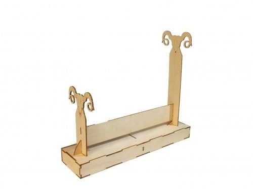 Ständer für Flugmodelle - Holz