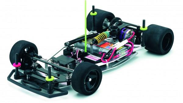 Le Mans Glattbahn-Racer, 1:10, Kit-Ausführung OHNE Karosserie